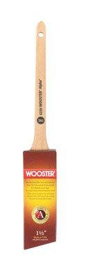 Wooster Brush 4230-1-1/2 Alpha Thin Angle Sash Brush ()