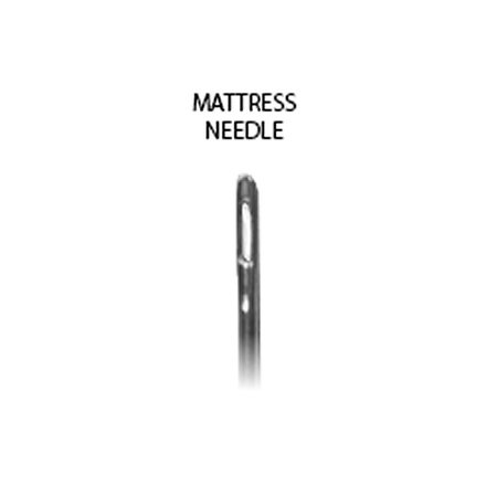 Extra Long Mattress Needle - Size 12'' by Amazing Drapery Hardware