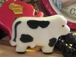 Novelty - Small Wax Cheese Cow (Mild Cheddar Cheese)