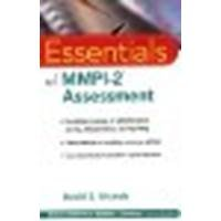 Essentials of MMPI-2 Assessment by Nichols, David S.. (Wiley,2001) [Paperback]