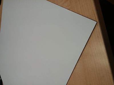 "Linear Wave Pattern Anodized Aluminum Sheet 0.025/"" x 24/"" x 24/"""