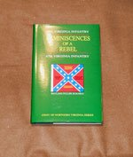 Reminiscences of a Rebel (Army of
