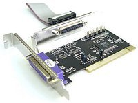 PCI Parallel Card 2P