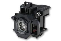 Electrified E2-ELPLP42-ELE-32 Replacement Lamp with Housing for Epson Power Lite 83V+ Projectors by ELECTRIFIED LAMPS
