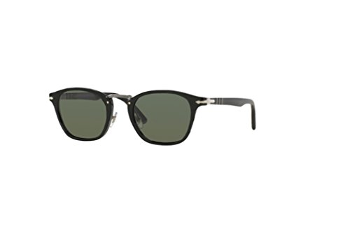 Persol Women's PO3110S - Polarized Black/Green - Po3110s Persol