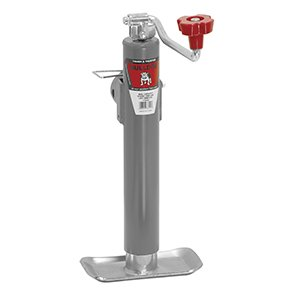 Trailer Jack, Top Wind, Capacity 5000 Lb