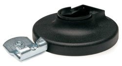 K40 Antennas&Accessories Magnamount CB Antenna Base-Black Accessory Metal Surface 8-Pole by K40 Antennas & Accessories