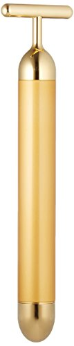 Beauty Bar 24K Golden Pulse Facial Massager Japan Import