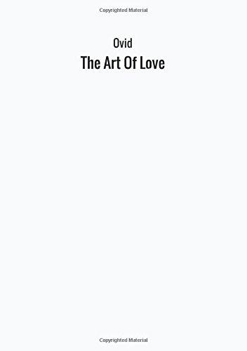Download The Art Of Love pdf epub