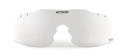 ESS Eye Safety Systems ICE NARO Clear 2.4mm Replacement Lens - Ice Sunglasses Ess