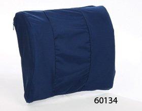 AliMed Lumbar Supports,Contoured Cushion, Std. Foam, Straight Back