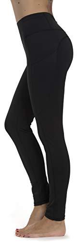 Prolific Health Women's Yoga Pants Fitness Leggings (Medium, Black Type2) Review
