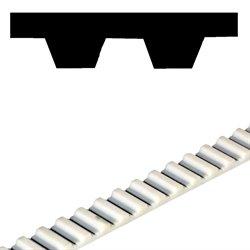 Polyurethane timing belt T5 width 10mm 10T5 open length MAEDLER 16260000