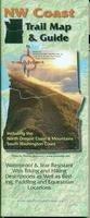 Download NW Coast Trail Map, Oregon and Washington PDF