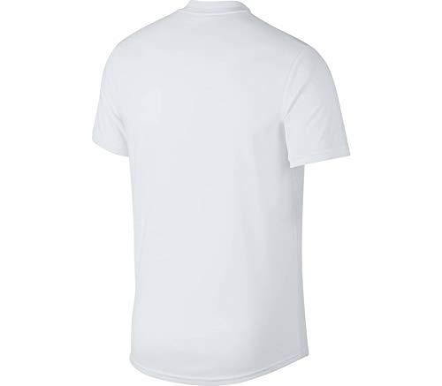 Chemise M Blade Nkct Homme Dry Noir Polo Nike blanc TBwgqXdxXA