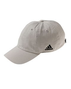 Relaxed Golf Cap (Adidas Golf A12 Relaxed Cresting Cap - Stone - One Size)