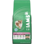 Iams ProActive Health Small & Toy Breed Dog Food, 5 lb(Pack Of 4)