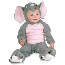 ... Baby Elephant Costume u2013 Newborn ...  sc 1 st  Best Costumes for Halloween & Infants Elephant Halloween Costume