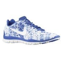 Nike Womens Free Tr Fit 3 Prt Scarpe Da Corsa (forza Viola / Platino Bianco-pr) 555159-501