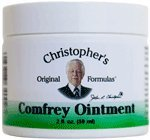Dr Onguent Consoude Christophers, 2 formules originales oz Christopher