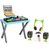 My Life As DJ Play Set 11 pc Box 18'' Doll by myLife Brand Products