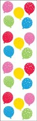 (Bulk Buy: Mrs. Grossman's Stickers Balloons (6-Pack))