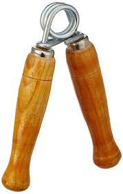 Indico Wooden Hand Grip Pack of 1 Piece