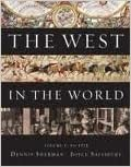 Book The West in the World, Volume I: To 1715 4th (forth) edition