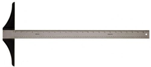 Alvin SST Series 36-Inch Stainless Steel Professional Graduated T-Square - SST36 by Alvin