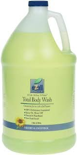 eZall Green Total Body Wash - Gallon by Weaver