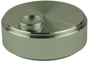 TE CONNECTIVITY//ALCOSWITCH KN1251B1//4 STRAIGHT KNURLED KNOB 6.38MM