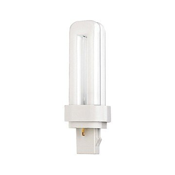 (Pack of 10) Satco S8318, 3000K 13-Watt GX23-2 Base T4 Quad 2-Pin Tube for Magnetic Ballasts, Compact Fluorescent Bulb