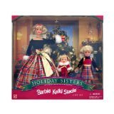Barbie Special Edition Holiday Sisters - 1998 from Barbie
