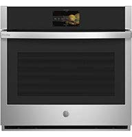 GE Profile Series 30″ Stainless Steel Built-In Convection Single Wall Oven