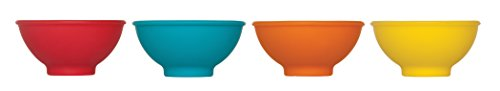 - Mrs. Anderson's Baking 43757 Pinch Bowls Set of 4 Multicolor Silicone