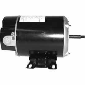 - US Motors EZBN24  3/4 HP single speed 115V Thru Bolt Pool and Spa Motor