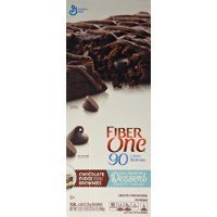 Fiber One 90 Calorie Chocolate Fudge Brownies 0.89 oz 38 Ct Thank you for using our service