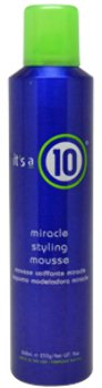 Unisex It's A 10 Miracle Styling Mousse 9 oz 1 pcs sku# 1786492MA (A Its Miracle 10 Mousse Styling)