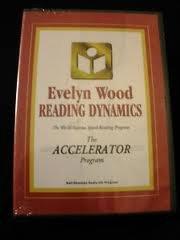Evelyn Woods Reading Dynamics the Accelerator Program