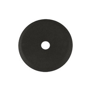 Deltana BPRK125U10B Base Plate Knobs Cabinet Backplate, Pack Of 10