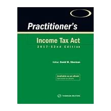 Practitioner's Income Tax Act 2017, 52nd Edition