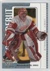 Joey MacDonald (Hockey Card) 2003-04 In the Game VIP Rookie Debut - [Base] #80