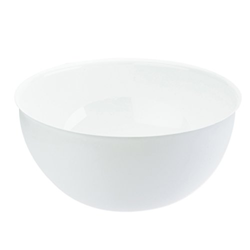 koziol (3807525) PALSBY L large Bowl 280 mm/11 in / 5 l/170 fl.oz., solid white