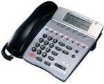 DTR-8D-2(BK) TEL / NEC DTERM SERIES i Black Phone (Part# 780040) (Nec Telephone Manuals)