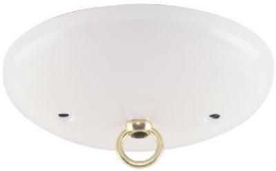 Westinghouse 7003700 White Lamp Canopy Kit
