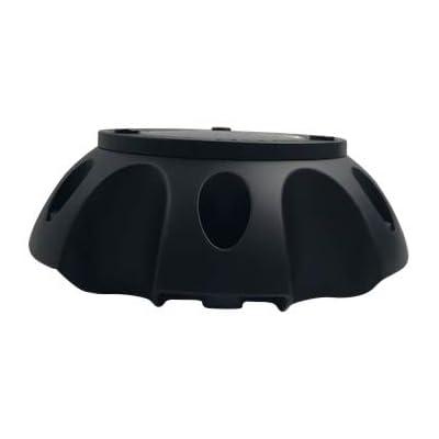 Vision Wheels C111MB-6V Matte Black Wheel Center Cap: Automotive