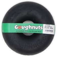 Goughnuts - Indestructible Chew Toy MAXX Power - Black Stick