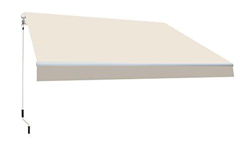 Wolder Brico. BTK320022 Auvent en kit 3 x 2 m