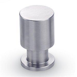 Acorn Cabinet Pull (Acorn PMH-M-03 Philosophy Baudrillard Knob - Brushed Stainless Steel)