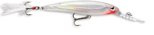 Rapala X-Rap Deep 08 Fishing lure, 3.125-Inch, Glass Ghost Review